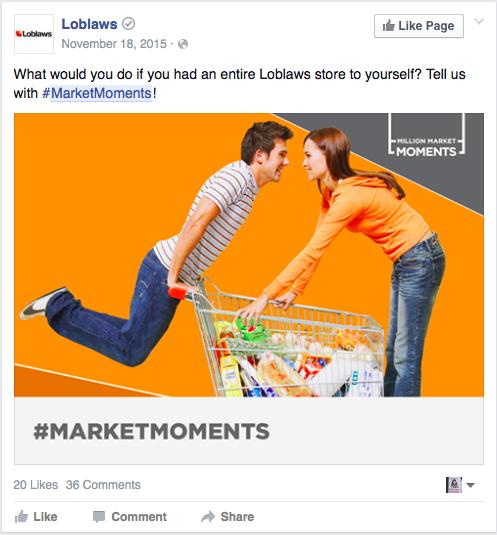 Noreen Farooqui Market Moments